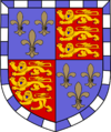 Christ's College-heraldika ŝildo