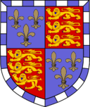 Christ's College heraldic shield