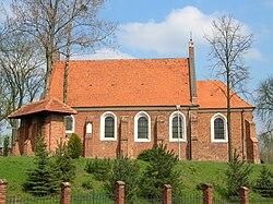 Church in Kwieciszewo