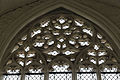 Church of St Mary, Tilty Essex England - east window interior tracery.jpg
