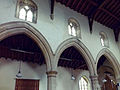 Church of the Holy Cross Great Ponton Lincolnshire England - north arcade and clerestory.jpg