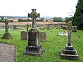 Churchyard, St. Michael and All Angels, Little Marcle - geograph.org.uk - 577447.jpg