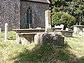 Churchyard Cross. - geograph.org.uk - 243381.jpg