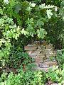 Ciężkowice park dworski, 2 poł. XIX fragment ogrodzenia nr 613934 (2).JPG