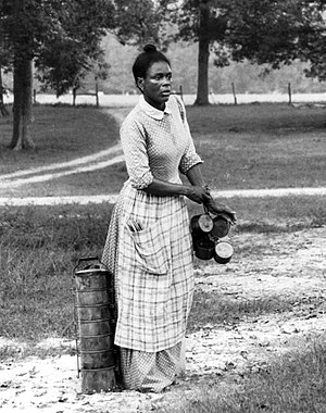 The Autobiography of Miss Jane Pittman - Cicely Tyson as Jane Pittman, 1974.