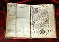 Cicerone, de officiis, toscana XV secolo (pluteo 76.18) 01.jpg