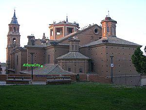 Alfaro, La Rioja - Image: Cigüeñas de Alfaro