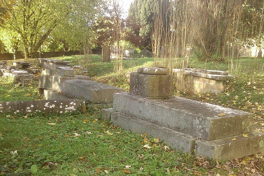 Ancien cimetière Saint-Pierre à fr:Coutances
