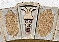 Clé de linteau datée de 1797 à Couthenans.jpg