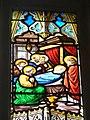 Cléden-Poher 14 Vitraux La Dormition de la Vierge.jpg
