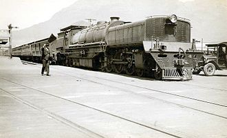 1928 in South Africa - Class GH Union Garratt