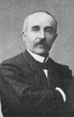 French legislative election, 1893 - Image: Clemenceau (Pirou)
