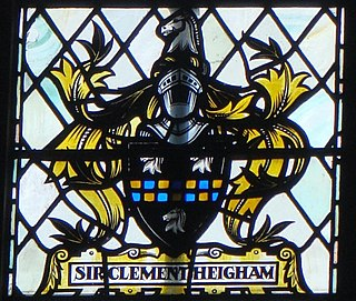Clement Higham 16th-century English politician