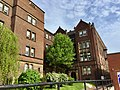 Cleveland, Central, 2018 - Dixon Hall Apartments, Prospect Avenue Historic District, Midtown, Cleveland, OH (27287327967).jpg