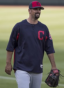Cleveland Indians pitchers (34597839144) (cropped).jpg