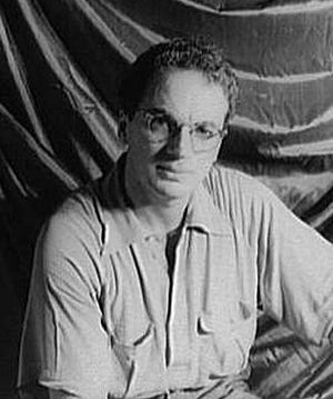 Clifford Odets - Photo by Carl Van Vechten, 1937