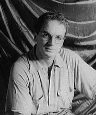 Clifford Odets - Photo by Carl Van Vechten, 1937