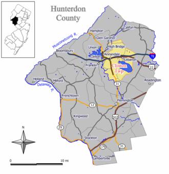Clinton Township, New Jersey - Image: Clinton twp 019 nj