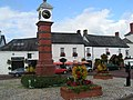 Clock tower, Usk - geograph.org.uk - 1080073.jpg
