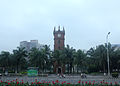 Clock tower in Haikou, China.jpg
