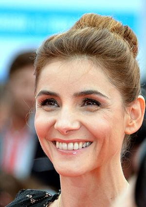 Clotilde Courau - Clotilde Courau at the 2014 Deauville American Film Festival