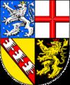 Escudo de Sarre