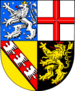 Coat of arms of Saarland