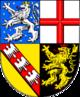 Wappen des Saarlandes, Quelle: wikipedia.org