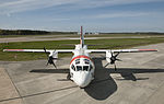 Coast Guard introduces new C-27J Medium Range Surveillance airplane (25565657643).jpg