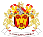 Coat of arms of Lancashire County Council