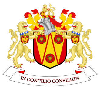 Lancashire County Council - Image: Coat of arms of Lancashire County Council