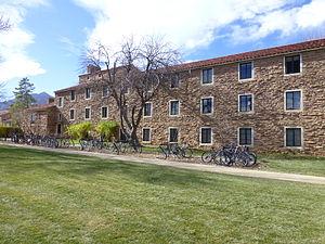 University of Colorado Boulder student housing - Cockerell Hall