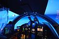 Cockpit of NASA Lockheed ER-2.jpg