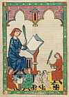 Codex Manesse, fol. 292v