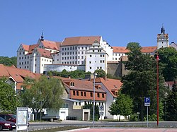 Town and castle