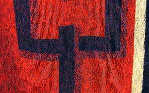 Dither - Color dithering on a towel