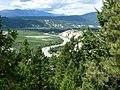 Columbia River, Radium Hot Springs, Canada - panoramio.jpg