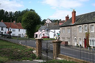 Combe St Nicholas a village located in South Somerset, United Kingdom