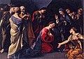 Commiato di cristo dalla madre - Lanfranco.jpg