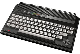 Commodore Plus/4 home computer