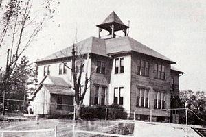 Comstock High School - Comstock High School, 1906-1941