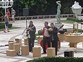 Concert als Jardins de Joan Maragall (La Mercè 2014).JPG