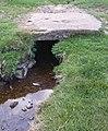 Concrete Bridge over an Un-named Beck - geograph.org.uk - 817027.jpg