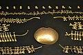 Conjunto de collares de oro. Cultura Quimbaya Arqueológica. 250-431 d. C. Museo de América.jpg