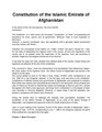 Constitution of the Islamic Emirate of Afghanistan (1998 draft).pdf