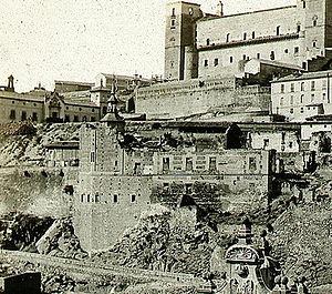 Resultado de imagen de El Convento toledano del Carmen Calzado