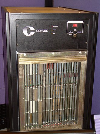 Convex Computer - Convex C-1 (1985)