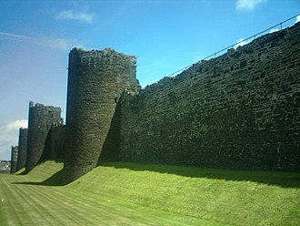 Conwy - Conwy Town Walls