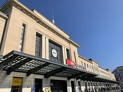 Comment aller à Gare De Cornavin en transport en commun - A propos de cet endroit