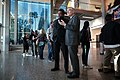 Cornel West & Robert P. George with attendees (39036472465).jpg